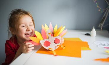 Razvoj kreativnosti u jesen